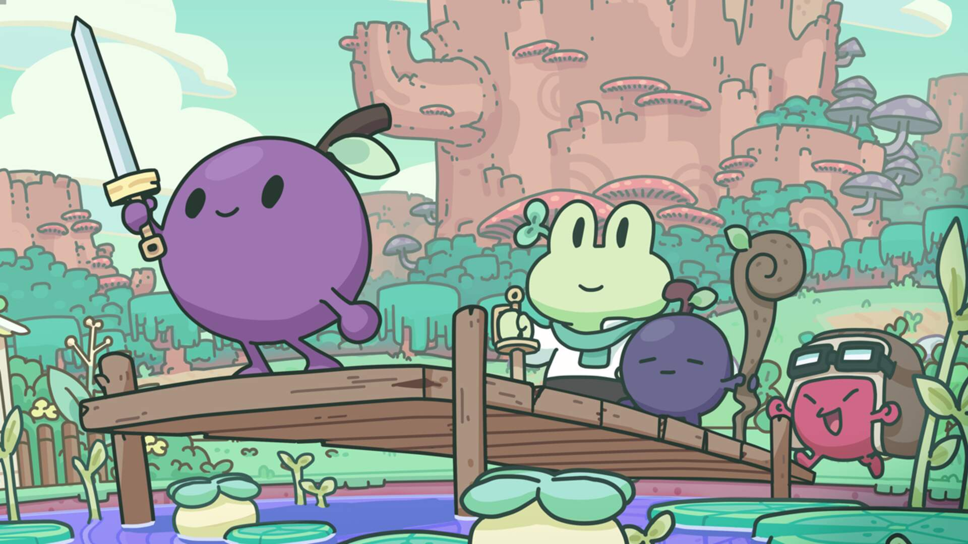 Garden Story is an Adorable Sim That Combines Zelda and Talking Grapes