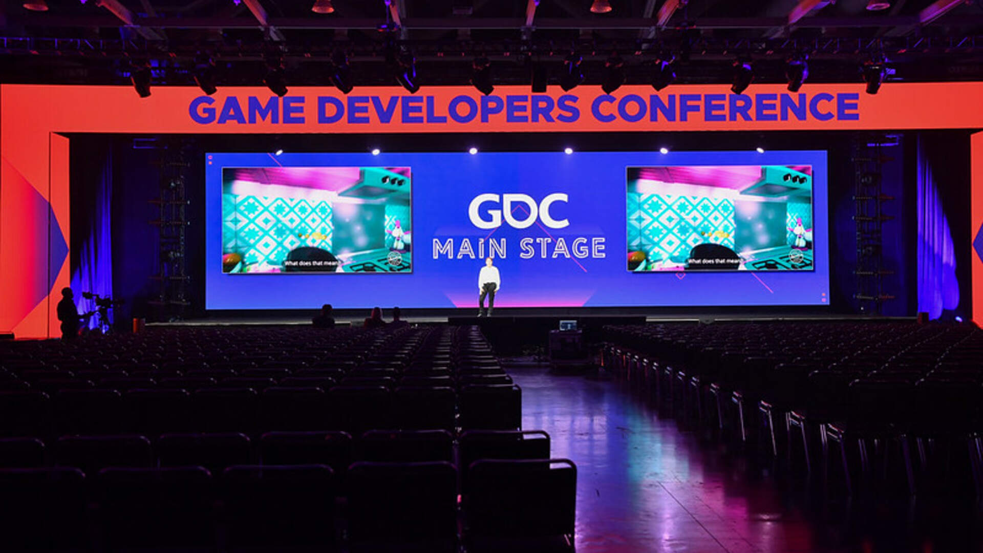 GDC's Free Online Talks Begin Later Today