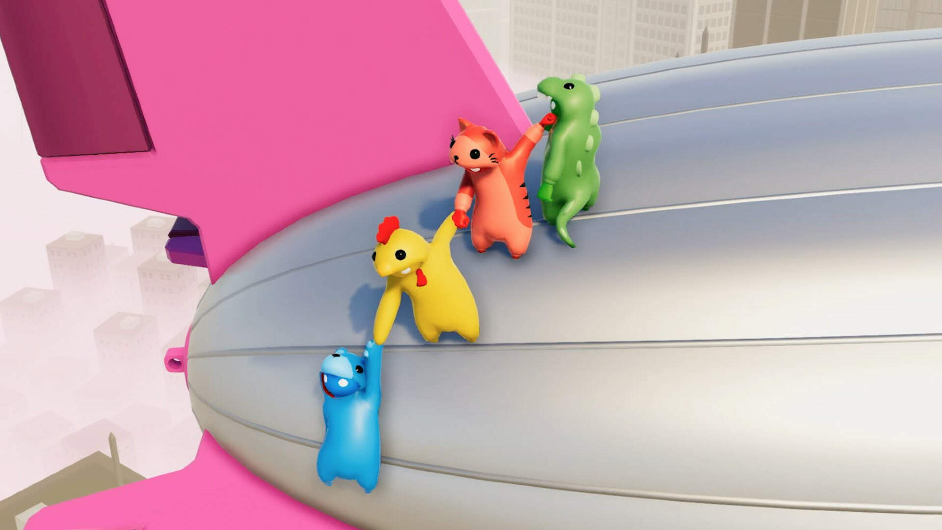 Gang Beasts Goes Independent as Double Fine Publishing Label Winds Down