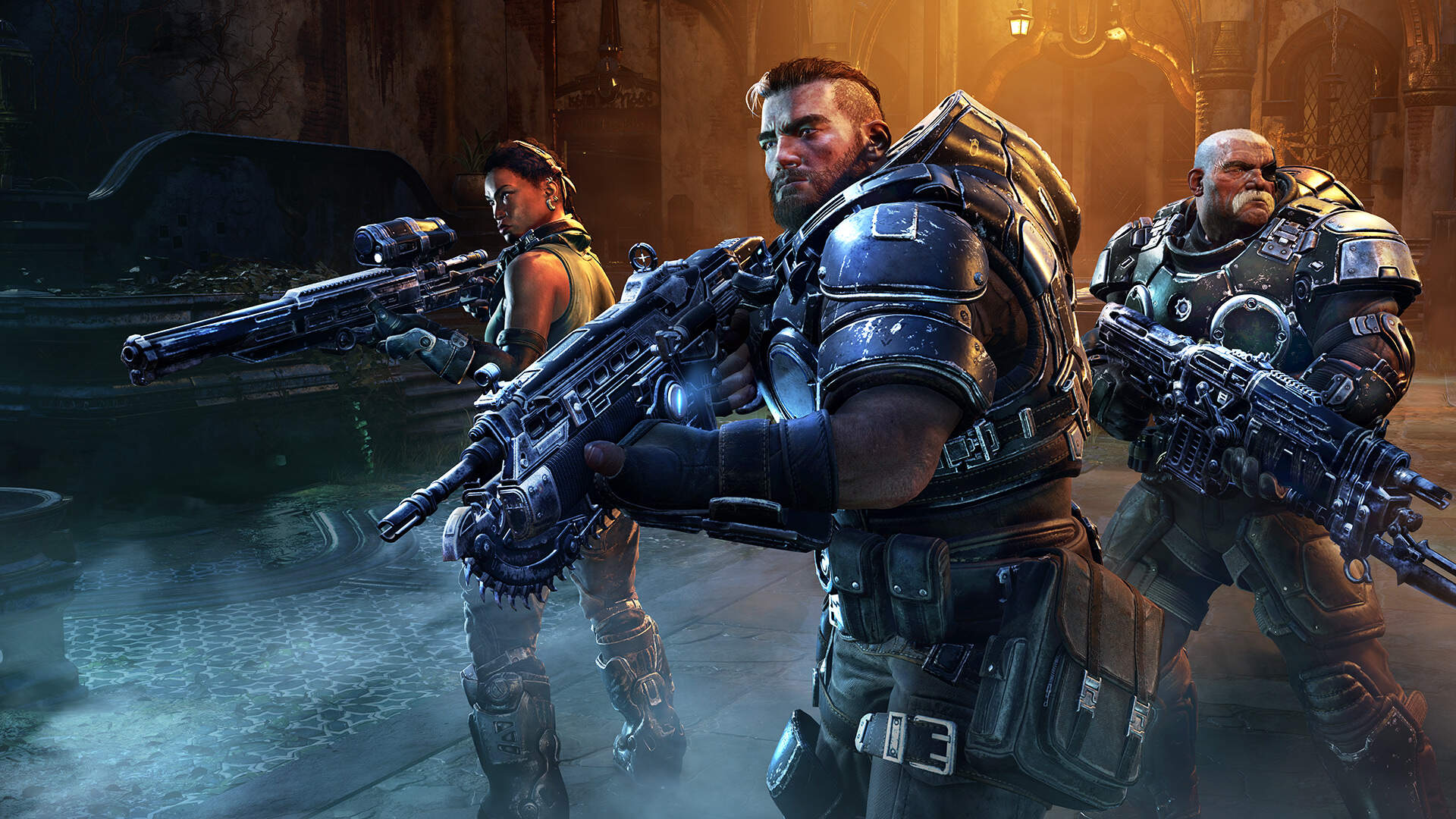 Gears Tactics Is Coming to Console on Xbox Series X Launch Day
