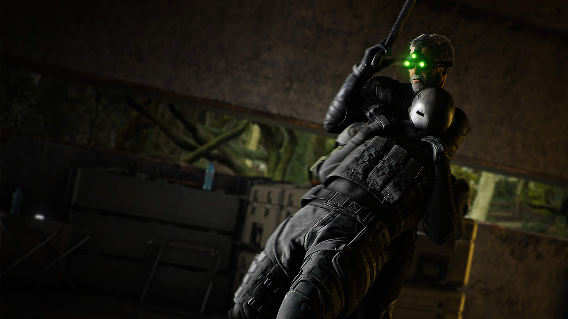 Ghost Recon Breakpoint Lets You Hang Out With Sam Fisher in Today's Big Overhaul