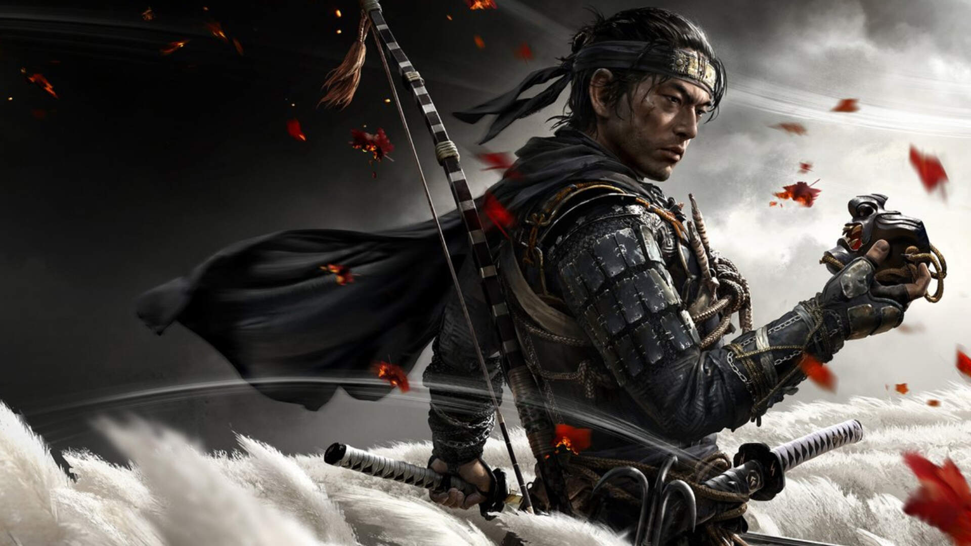 Ghost of Tsushima Looks Like the Assassin's Creed Japan Fans Have Been Asking For