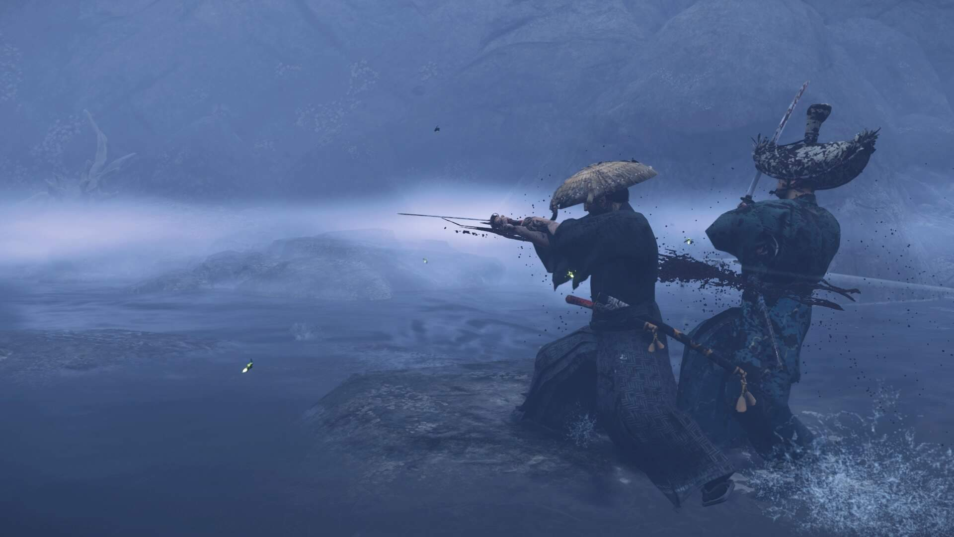 Ghost of Tsushima: All Straw Hat Ronin Duel Locations