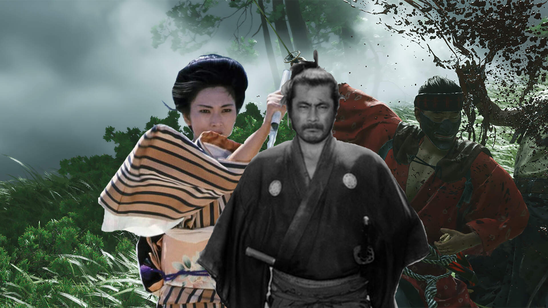 These Are the Samurai Films You Should Watch After Finishing Ghost of Tsushima