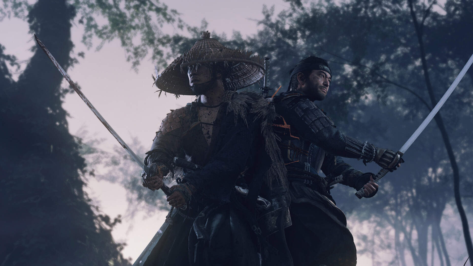 Ghost of Tsushima Offers Lots of Flexibility Between Samurai and Ghost Abilities, Sucker Punch Says