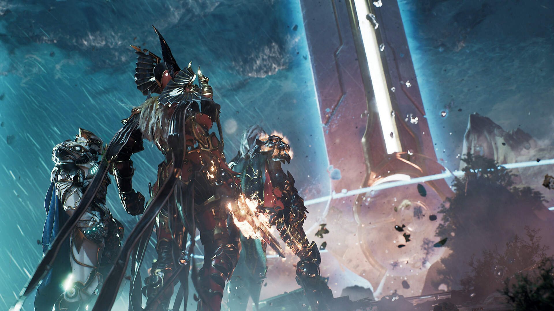 No, That Godfall Footage Wasn't in Unreal Engine 5