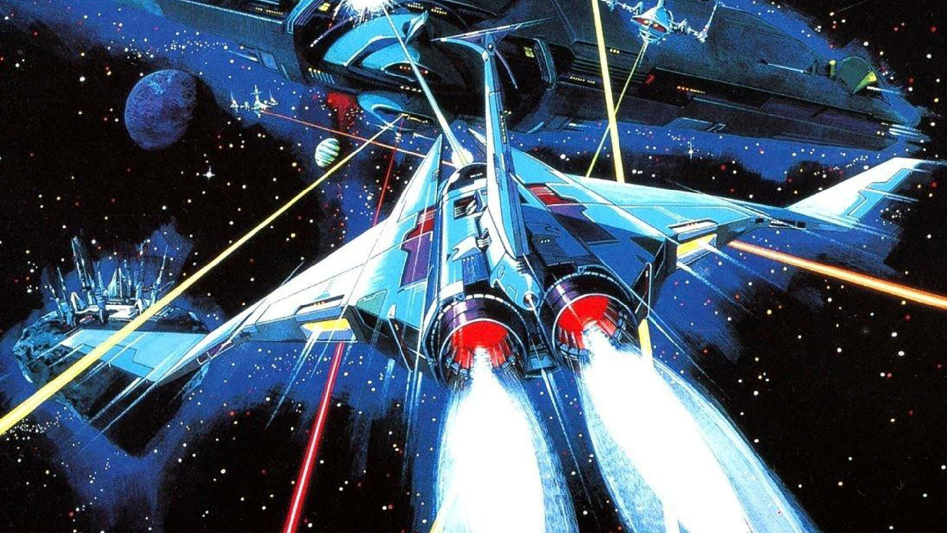 Why I'm Still Playing Gradius 35 Years After Its Original Release