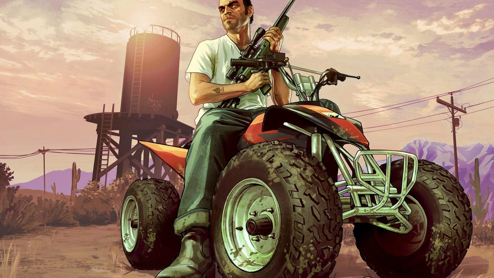 Grand Theft Auto 5 Is Coming to the PS5 in 2021