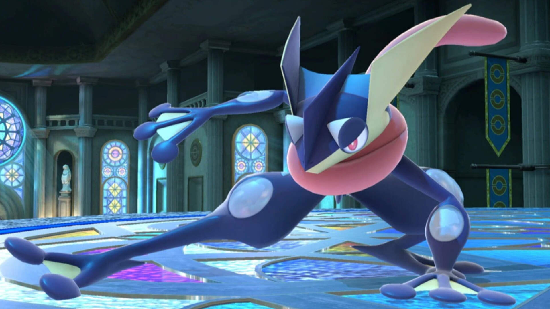 The Supple-Tongued Greninja is the Most Popular Pokemon in the World