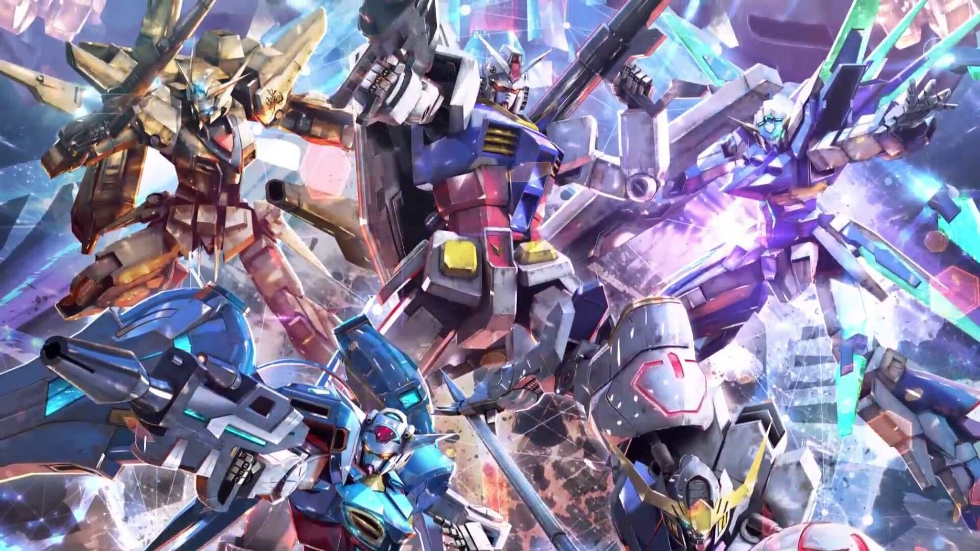 Gundam Extreme Vs. Maxi Boost On Review: Just Communication