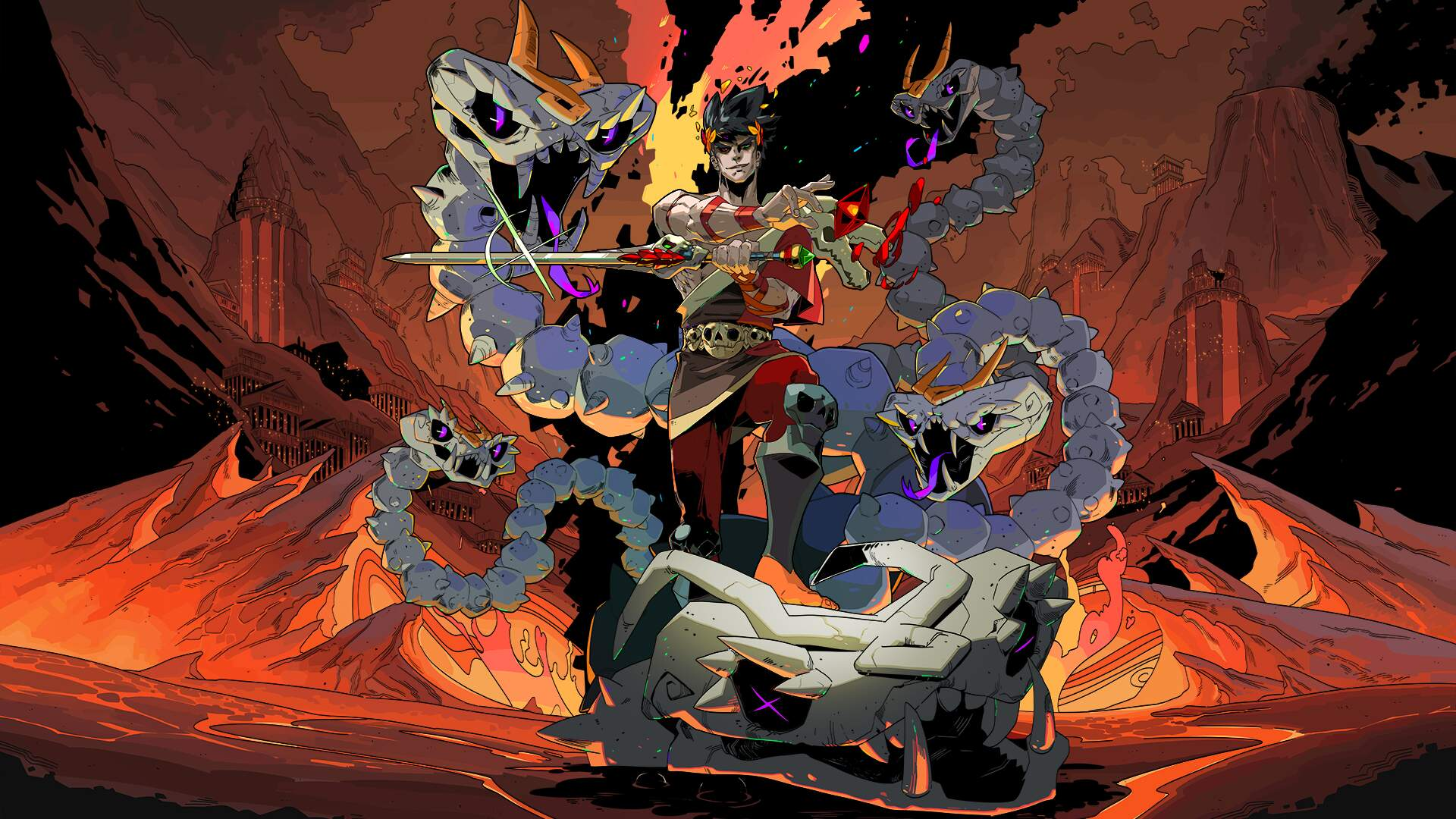 Hades Roundtable: The Hottest Gods, Our Favorite Weapons, and More