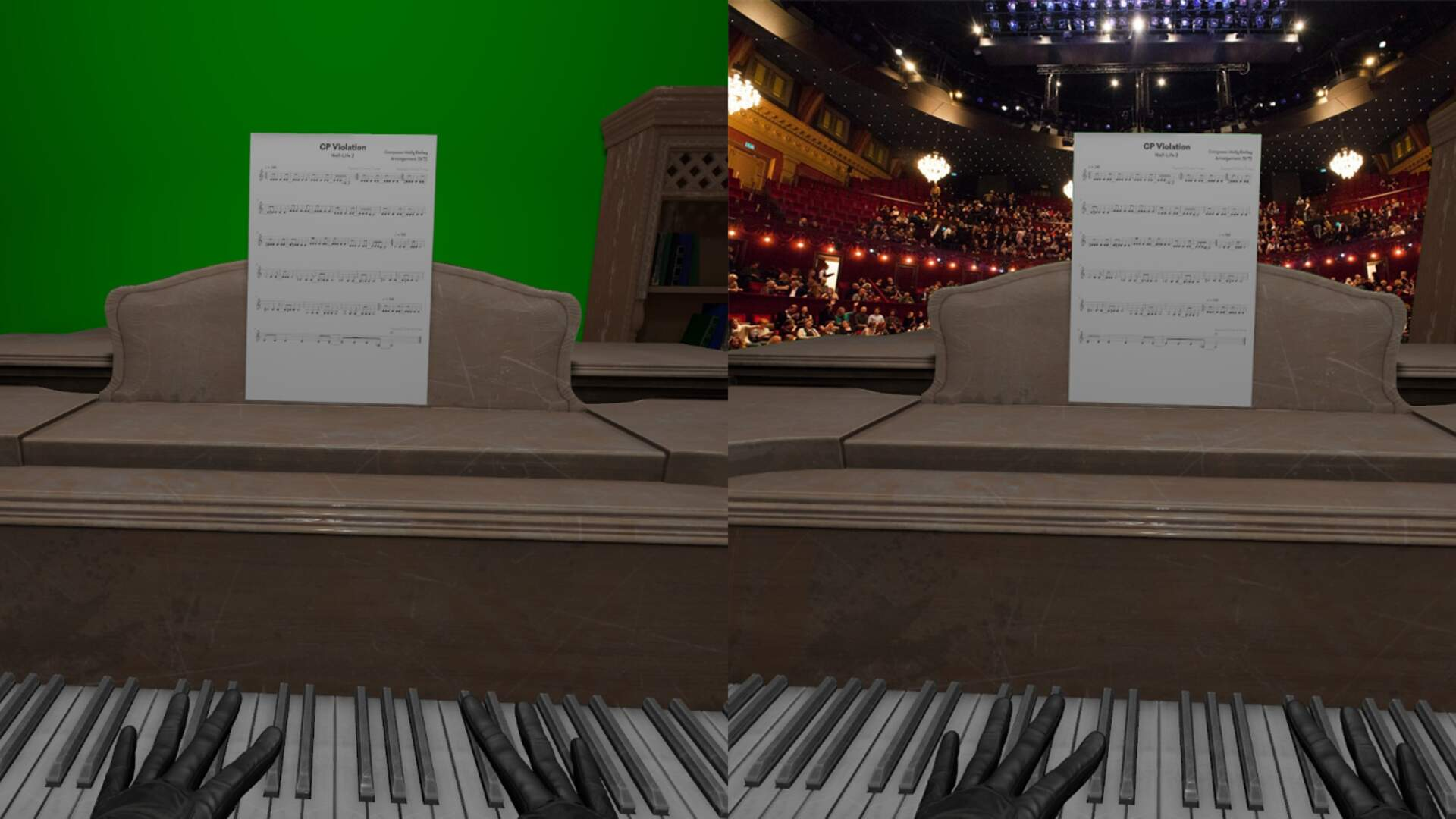 Half-Life: Alyx Modders Are Oddly Obsessed With Filling Maps With Pianos