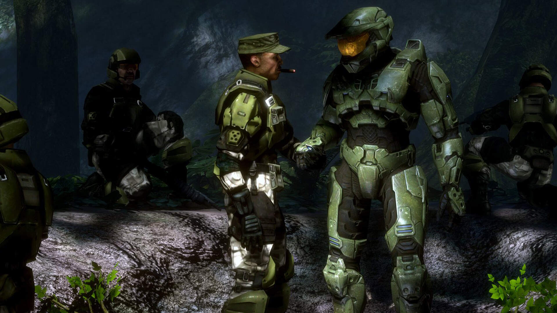 Halo 3's PC Master Chief Collection Debut Will Come With an Unlockable Jetpack Mode