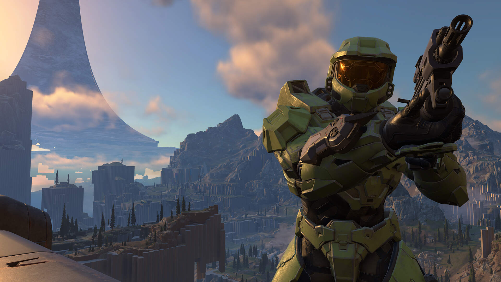 343 Shoots Down a Rumor About Halo Infinite Launching Without Multiplayer