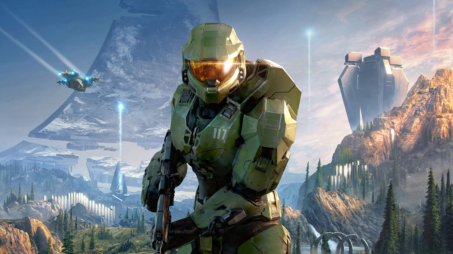 Halo Infinite Was Delayed Instead of Splitting Up Parts of the Game