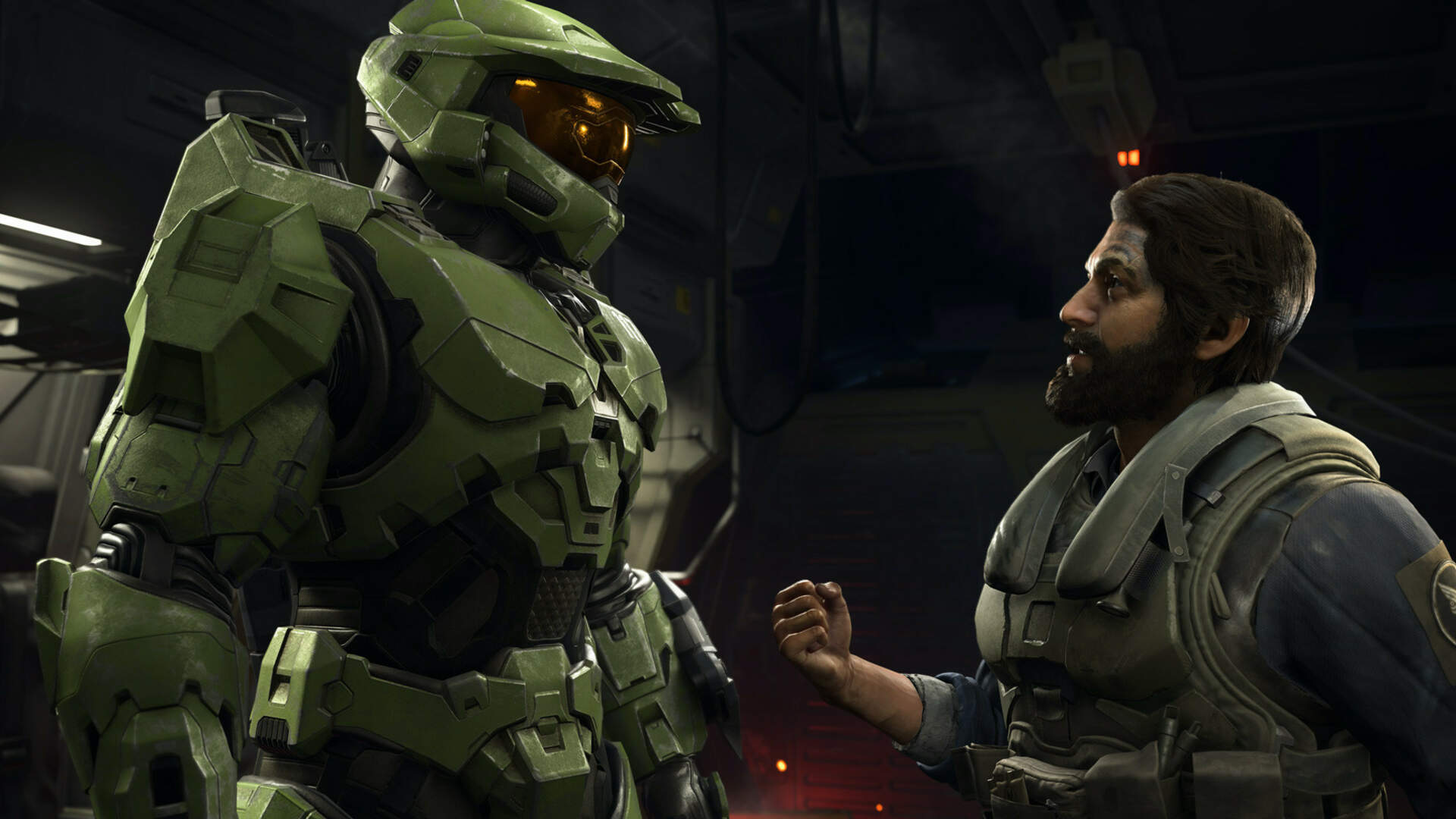 "Halo Infinite Is ""Not Quite Where"" 343 Expected to Be For Public Testing Before Launch"