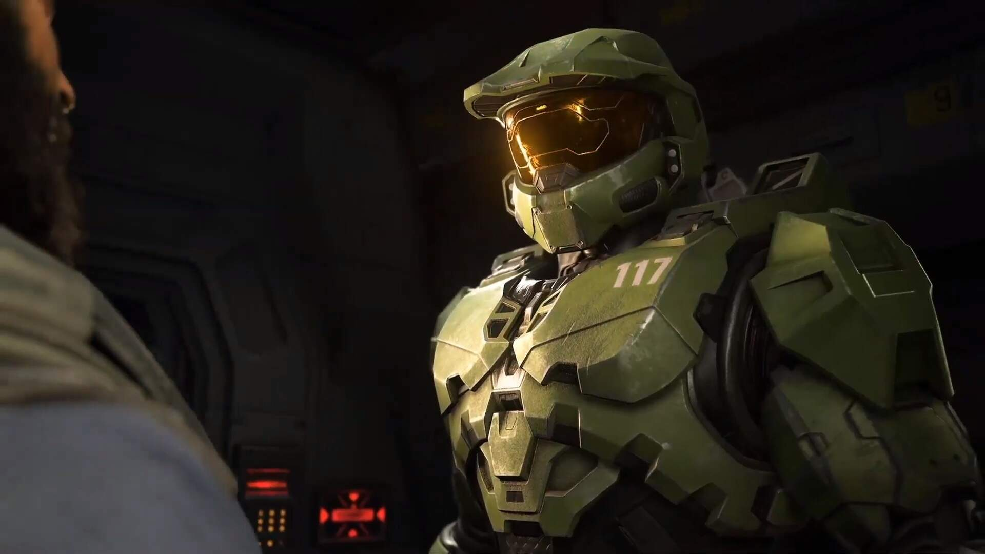 Halo Infinite Shows Off an Open-World Larger Than The Last Two Halo Games Combined