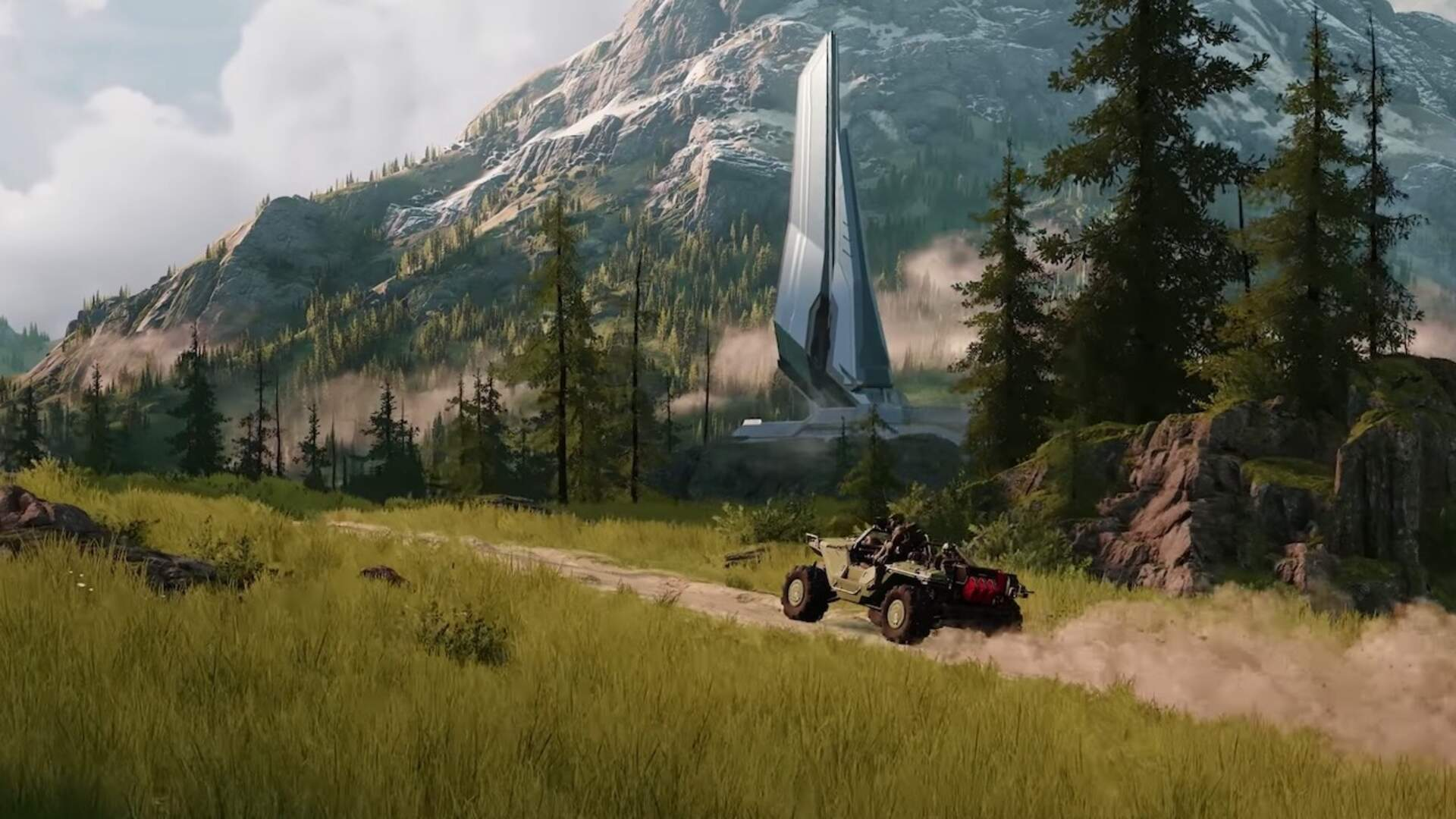 Halo Infinite Field Recordings Give Us a Peek at Its Land and Air Vehicles
