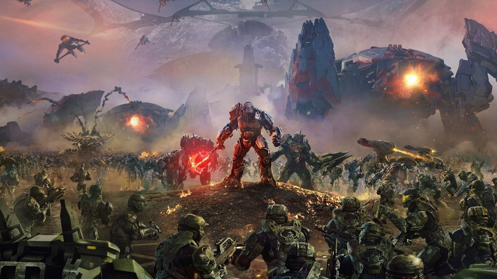 A New Halo Teaser Indicates Infinite Might Have Ties to Halo Wars 2