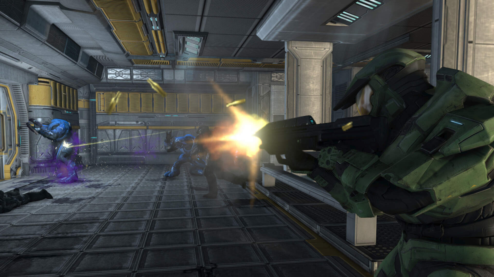 Halo's PC Remaster Gets a Surprise Drop on an Important Day in the Series' Canon