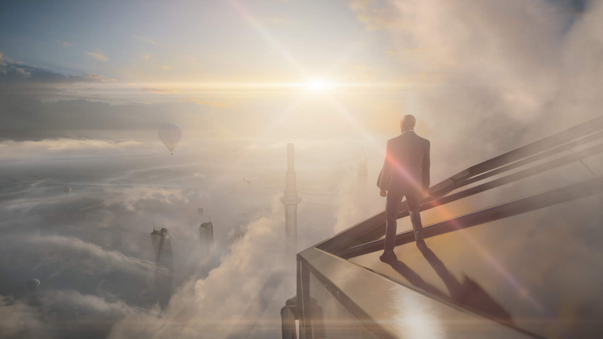 Hitman 3 Will Let Players Carry Forward Locations and Progress From Previous Games