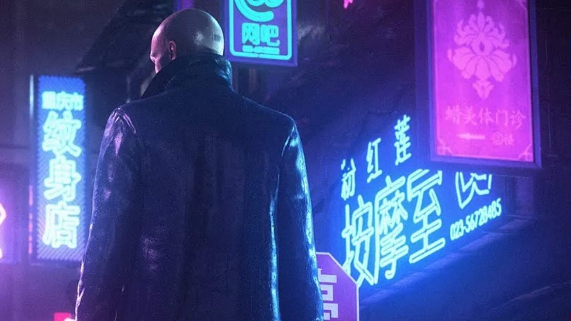 Hitman 3 Will Reveal a New Neon-Drenched Locale Tomorrow