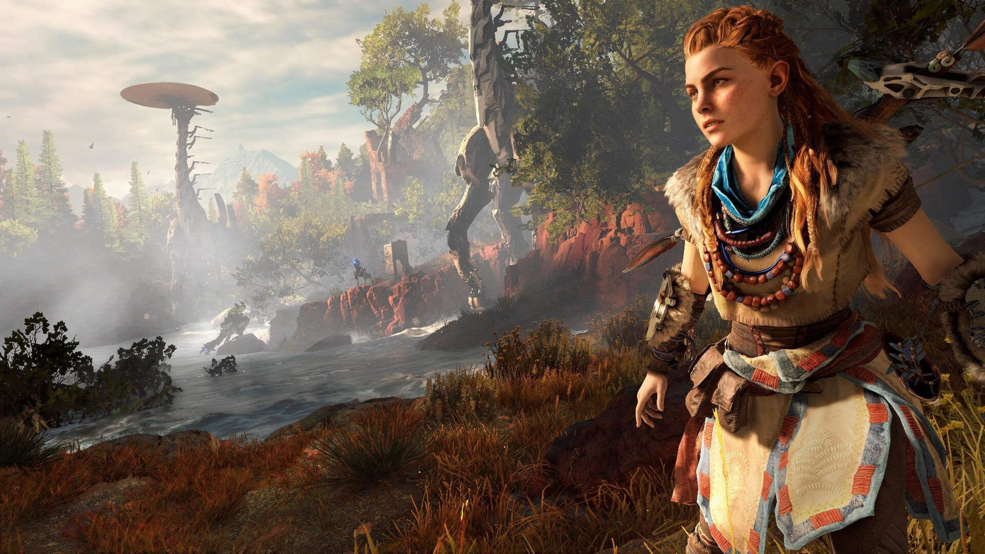 Guerrilla Games Hints At Horizon Zero Dawn Sequel on PS5 With Deleted Tweet