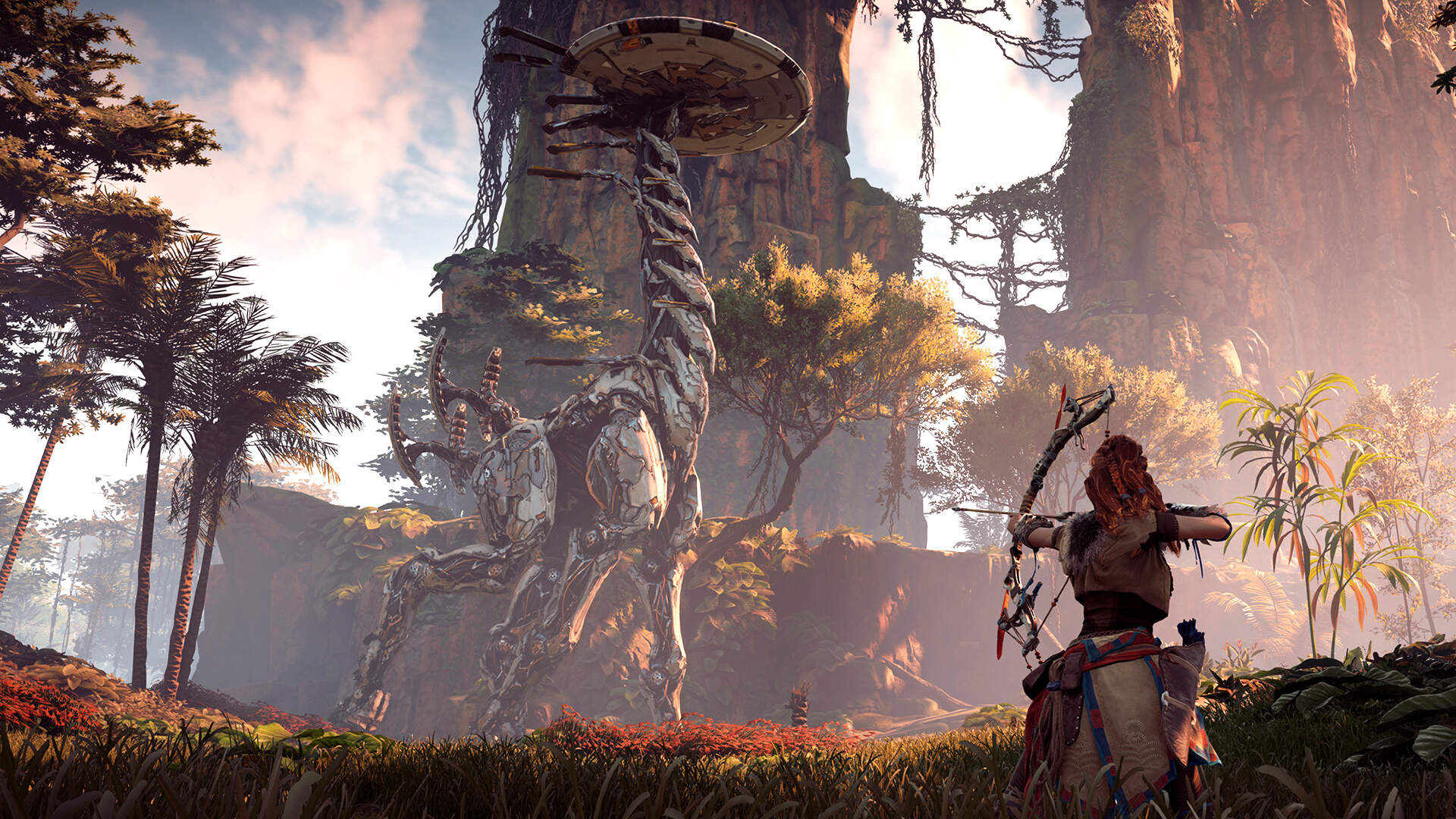 """New Horizon Zero Dawn PC Patch Fixes Some of the """"More Frustrating Crashes"""""""