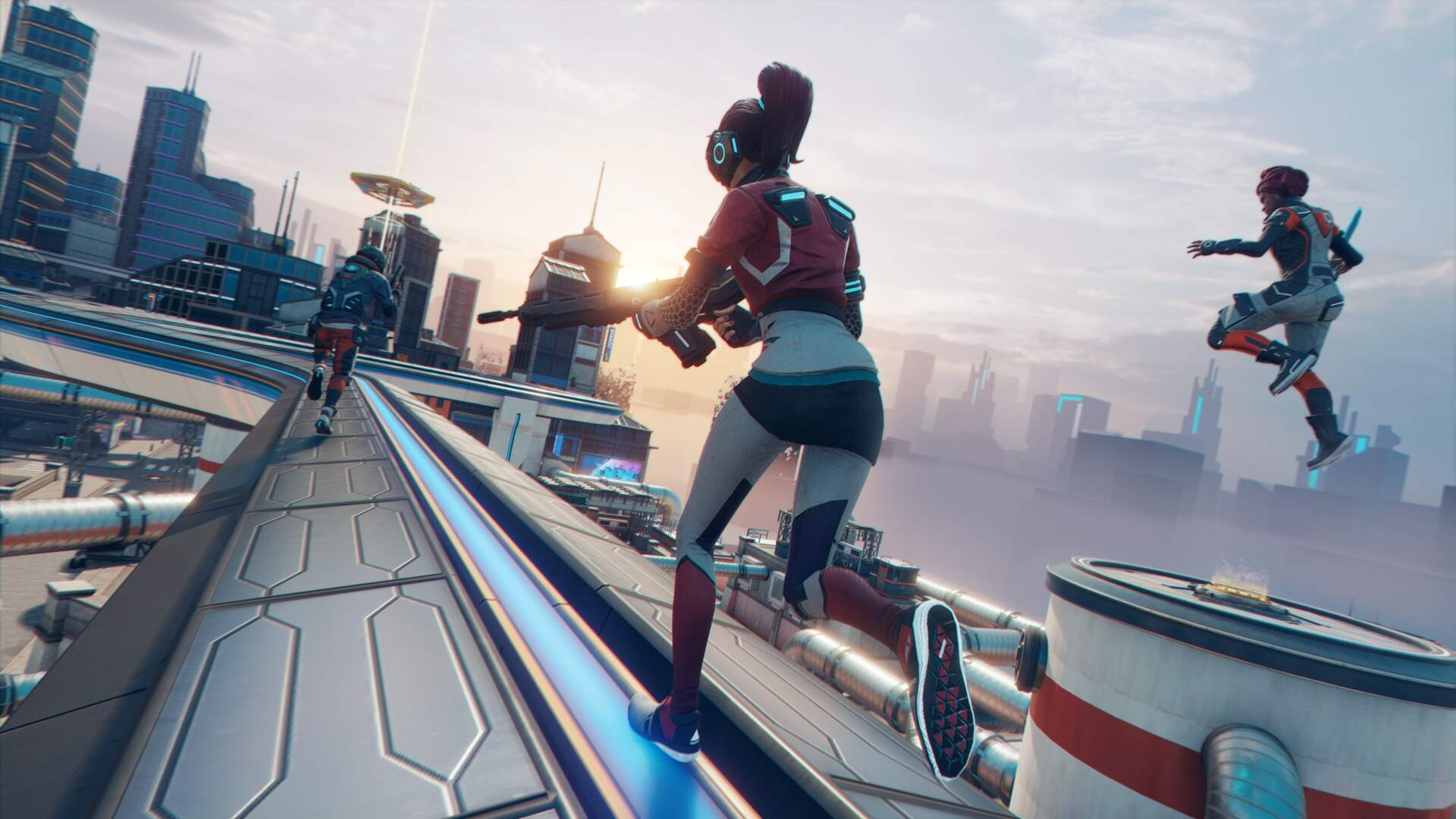 """Hyper Scape Team Says It's """"Taking Action"""" on Game's Issues Heading Into Season 2"""