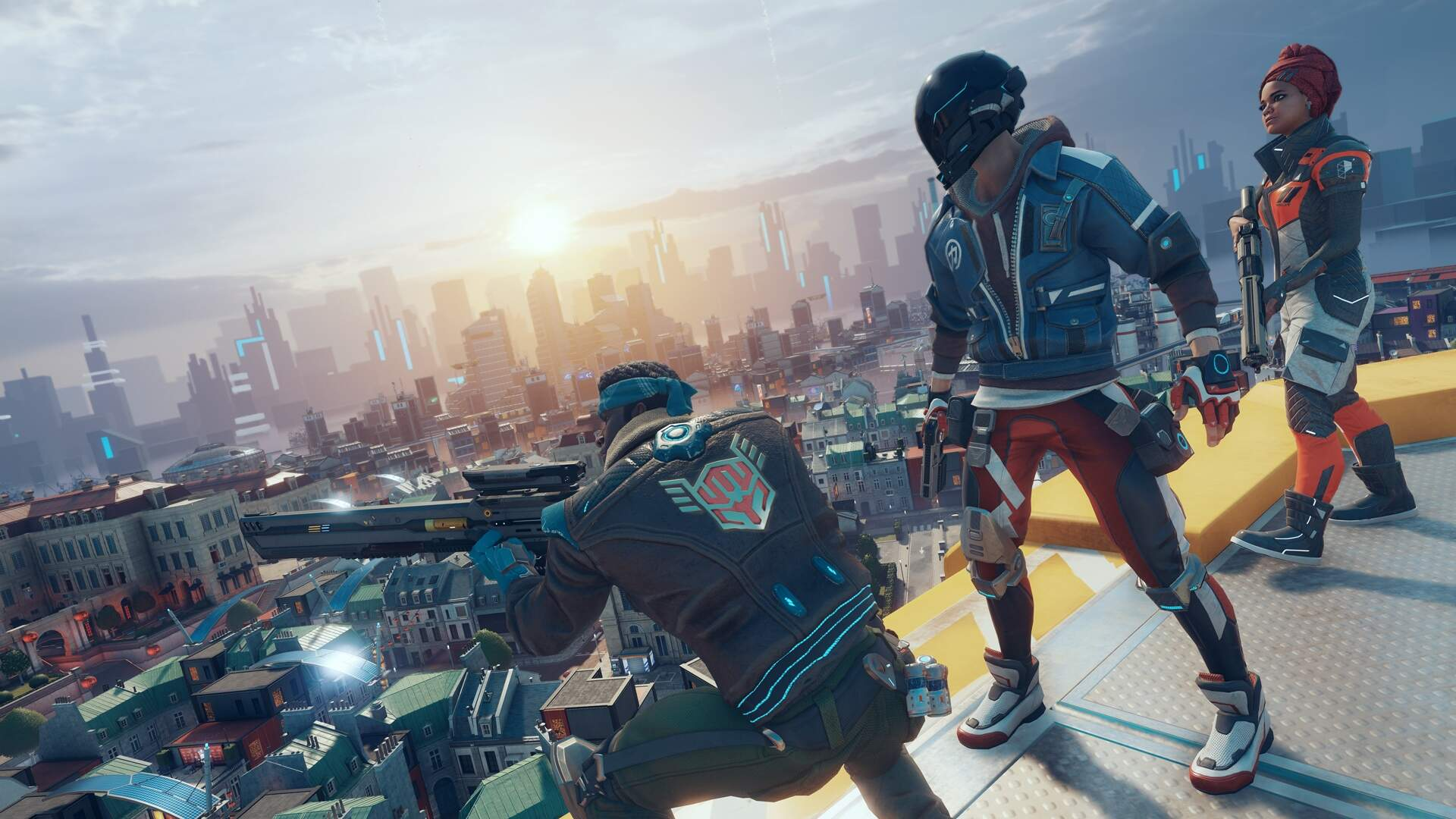 What We Like and Don't Like About Ubisoft's New Battle Royale, Hyper Scape