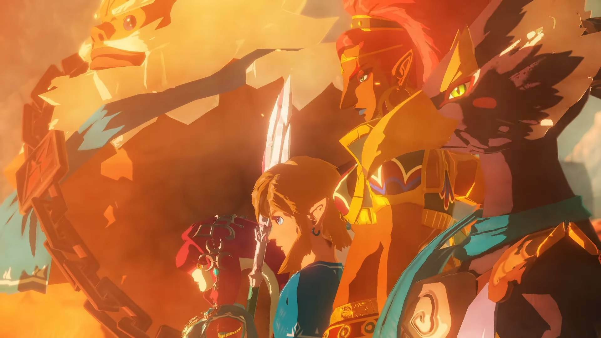 Hyrule Warriors Age Of Calamity S First Chapter Is Available Now In An Eshop Demo Usgamer