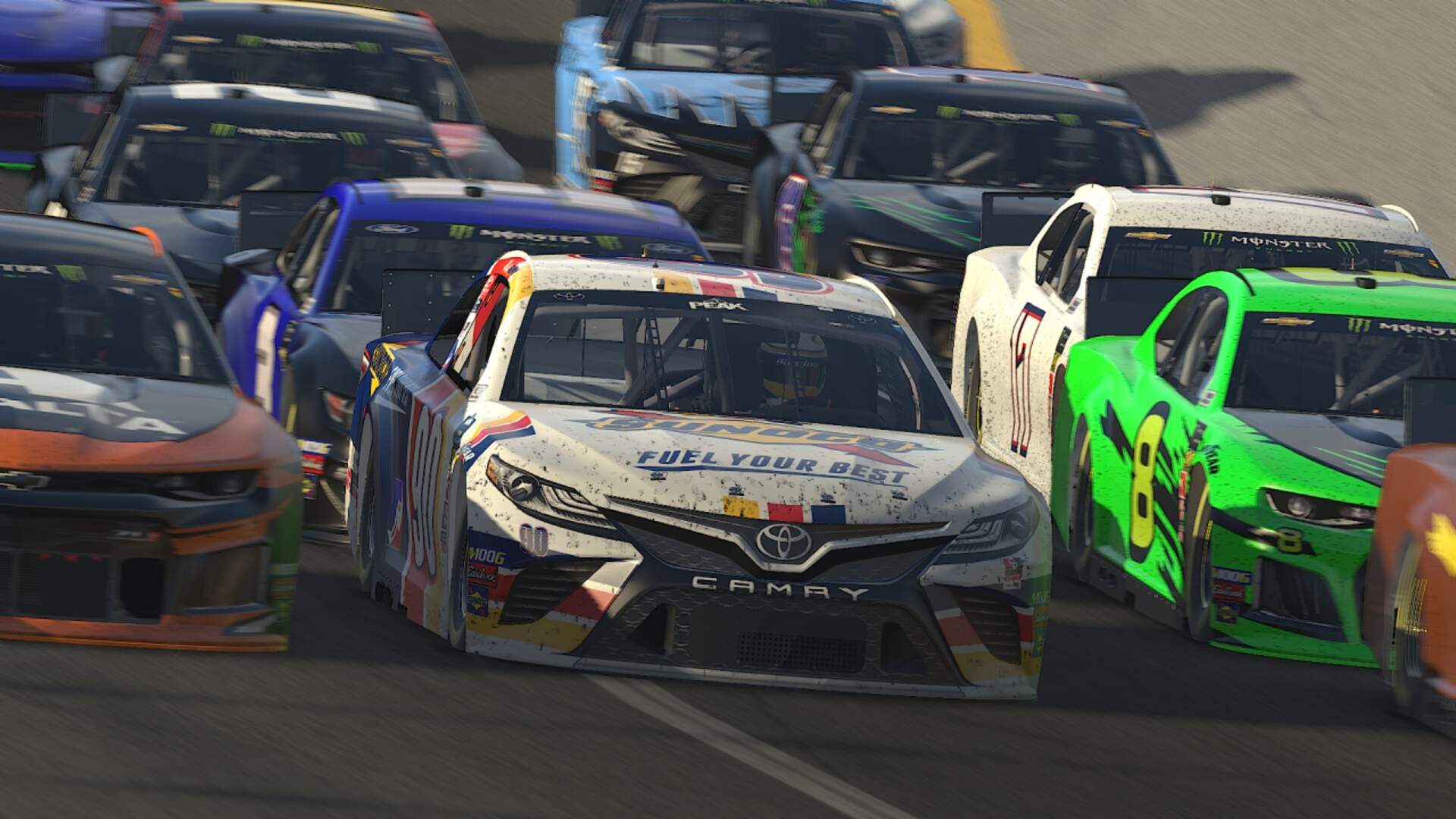 NASCAR Will Continue Holding Virtual Races After Successful First Showing