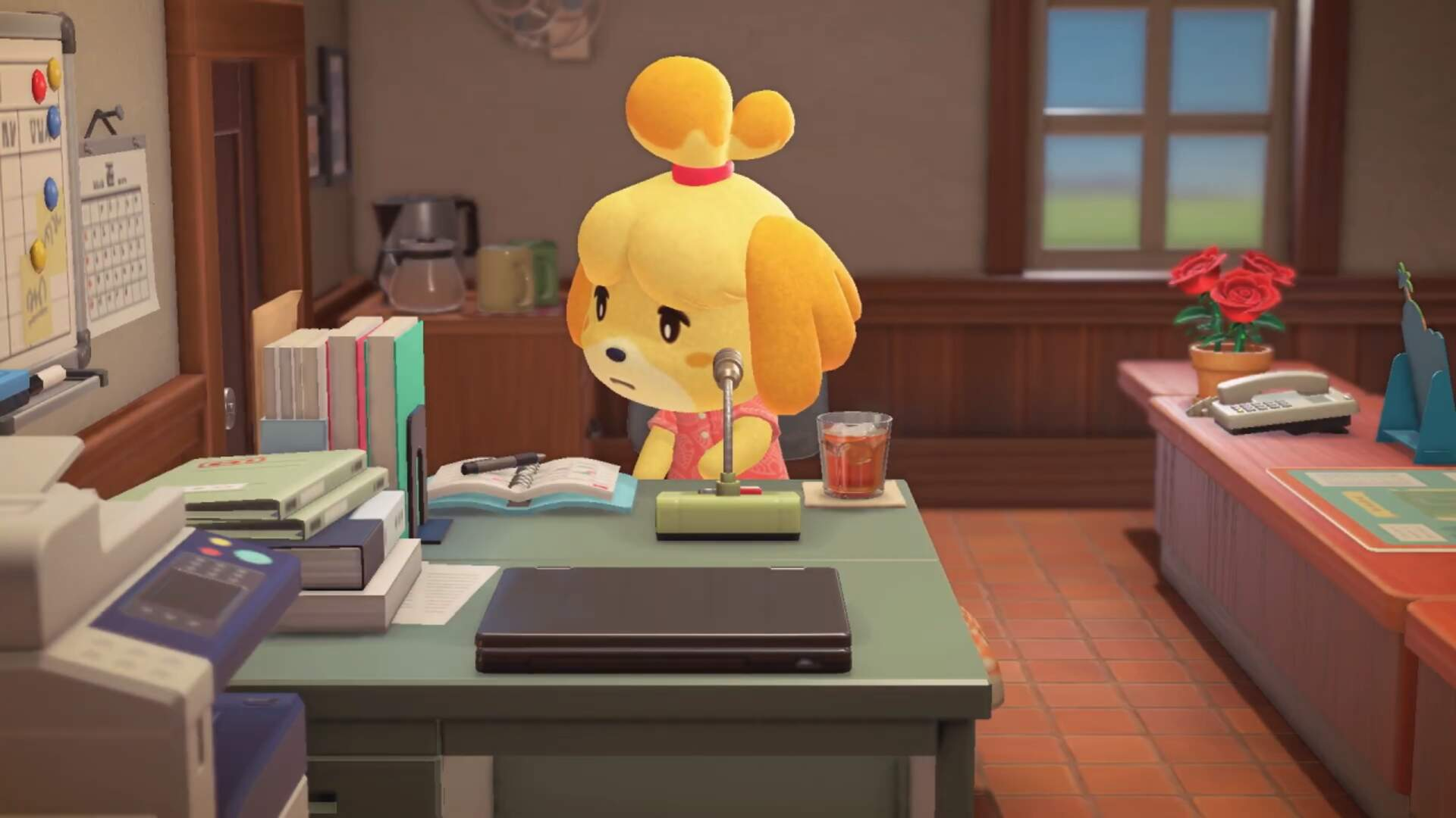 Here's What Isabelle Is Up to in Animal Crossing: New Horizons