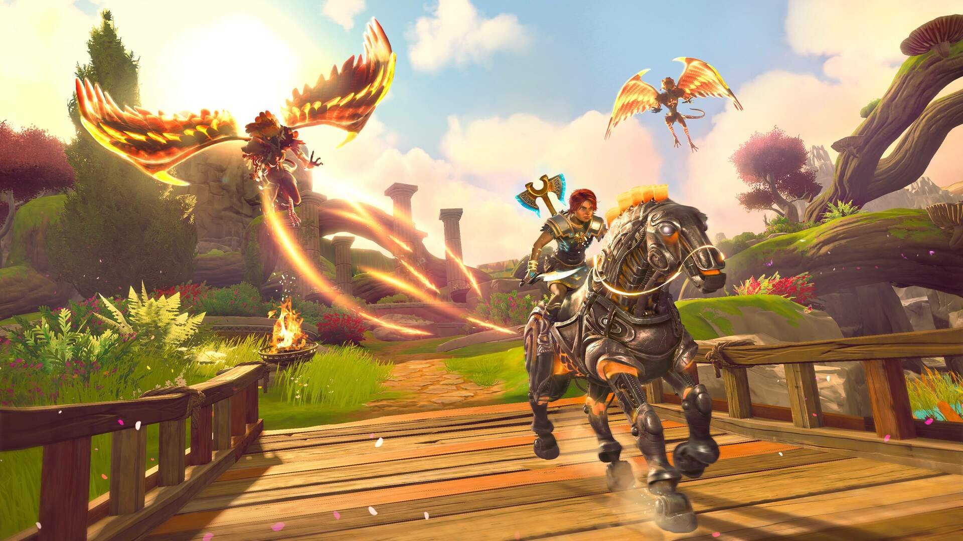 Ubisoft's Gods and Monsters Changed Its Name Because of Monster Energy Drink