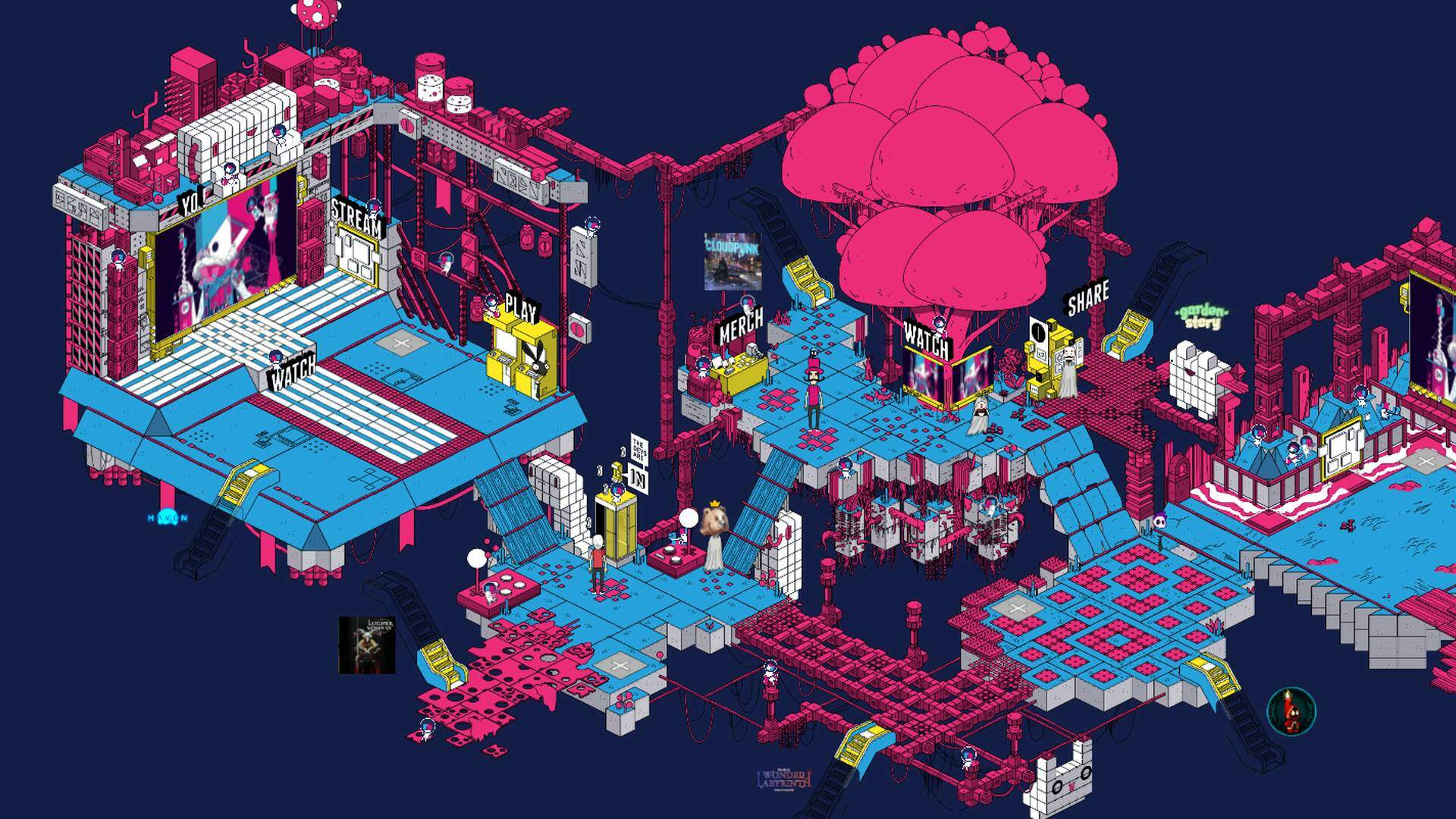 This Weekend's Indie Arena Booth Lets You Just Wander Showfloors Again