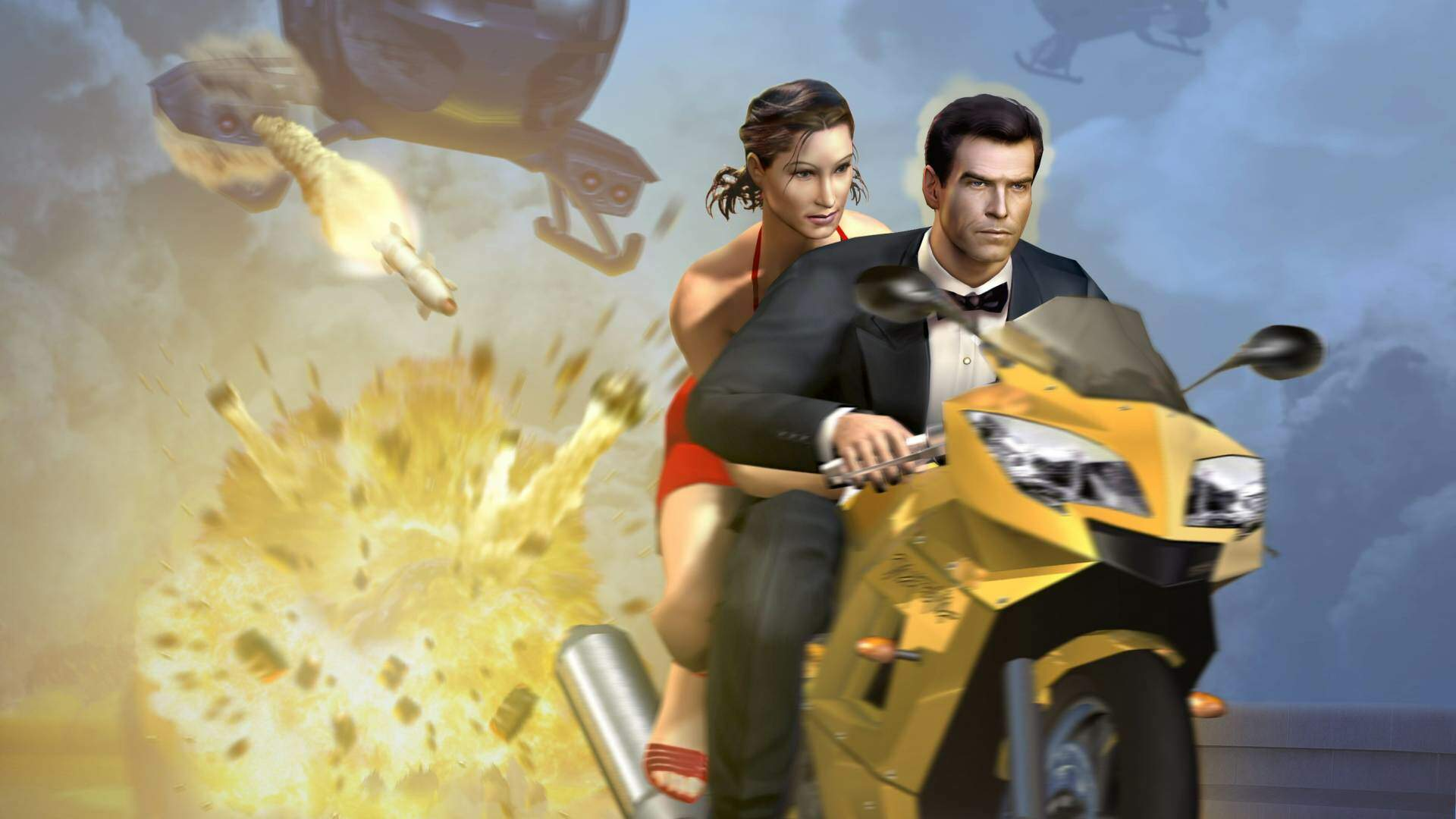 What's Your Favorite James Bond Game?