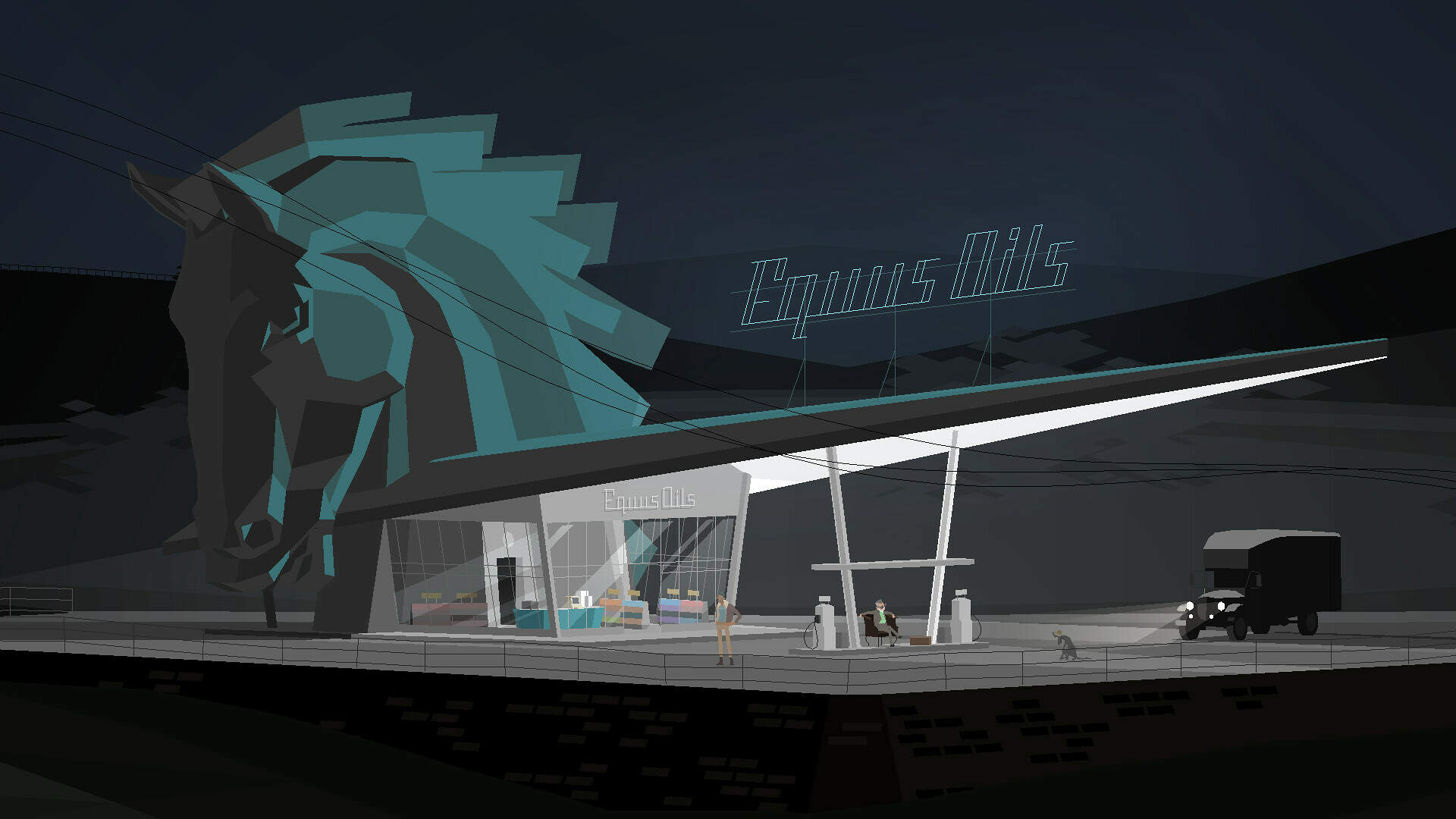 """It Feels Like We Made 10 Games:"" Kentucky Route Zero at the End of the Road"