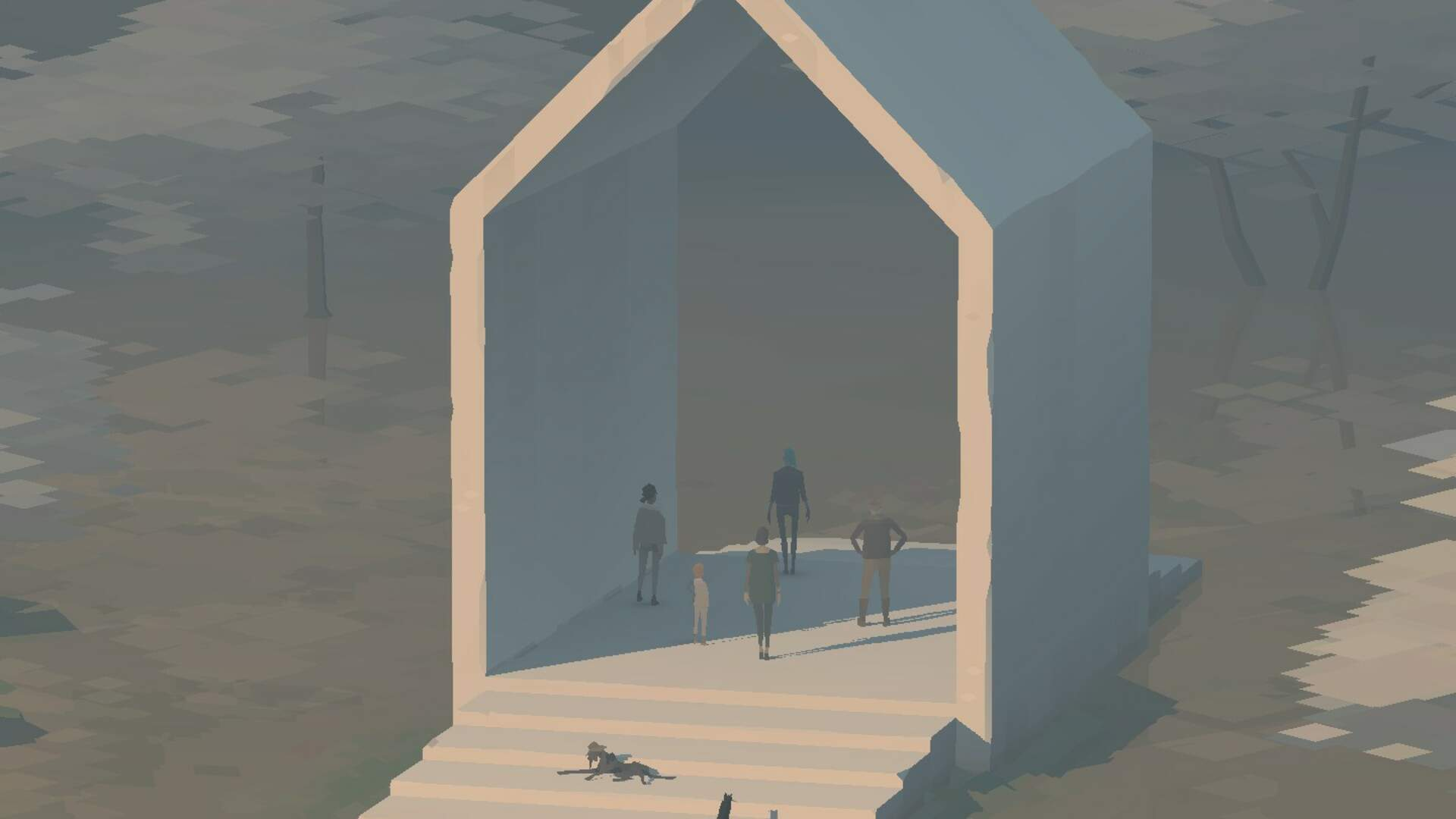Kentucky Route Zero Review: Hard Times Served