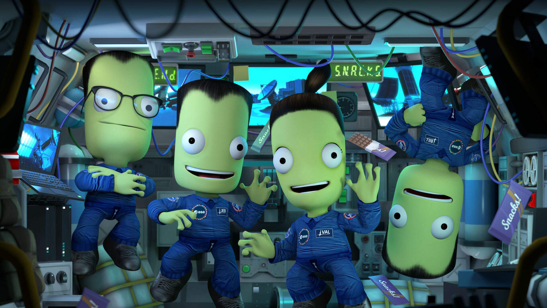 "Kerbal Space Program 2 Delayed to Fall 2021 Due to ""Unique Challenges"" From COVID-19"