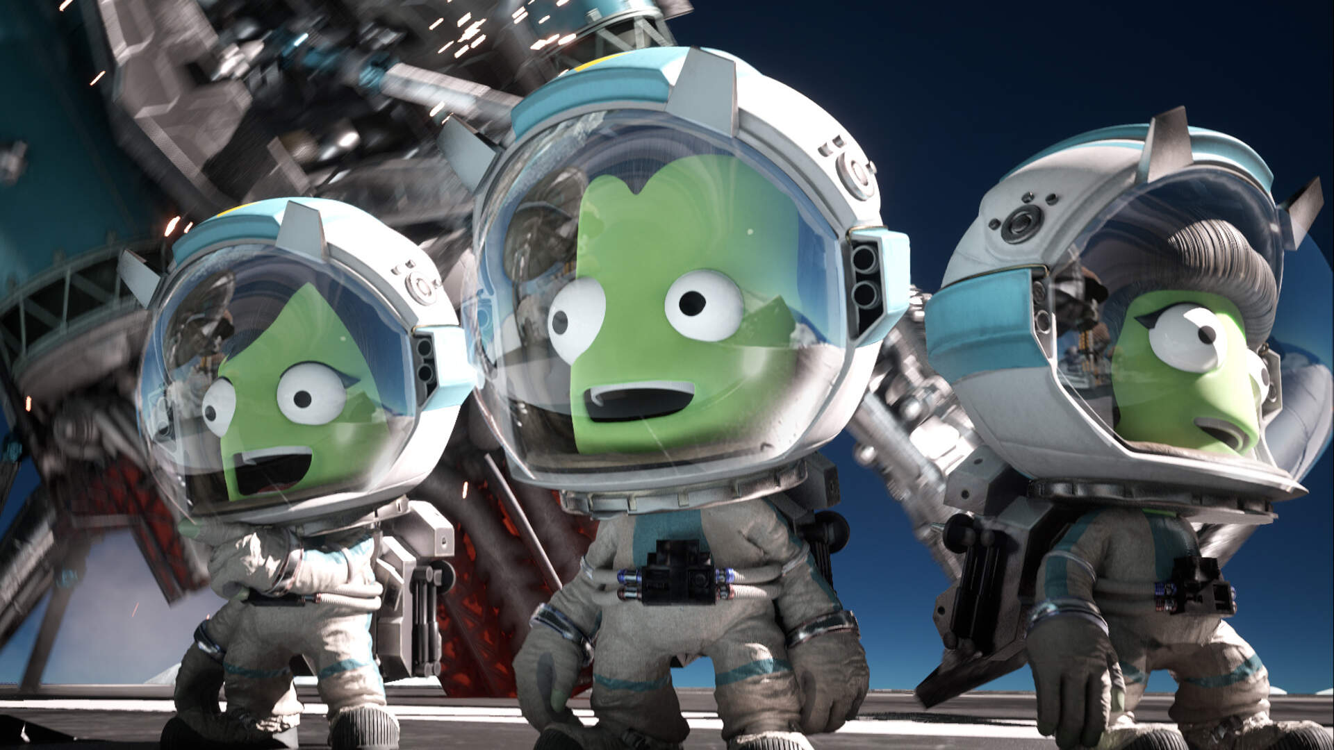 Kerbal Space Program 2's Original Studio Reportedly Closed After Take-Two Poached Staff