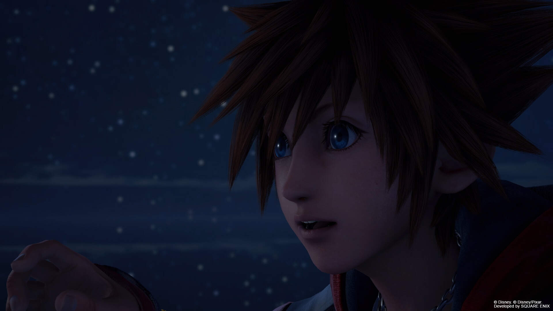 Kingdom Hearts 3's Re Mind DLC Secret Ending Has an Unexpected Nod to Tetsuya Nomura's Past