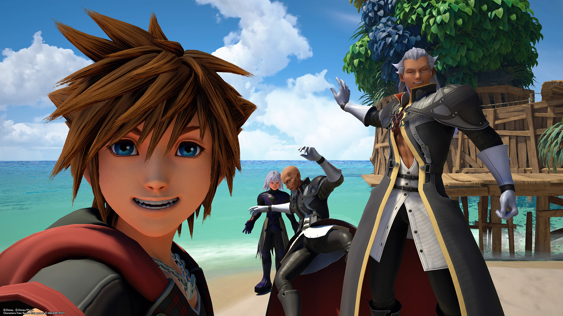 Help I Can T Stop Making Xehanort Look Cute In Kingdom Hearts 3 S