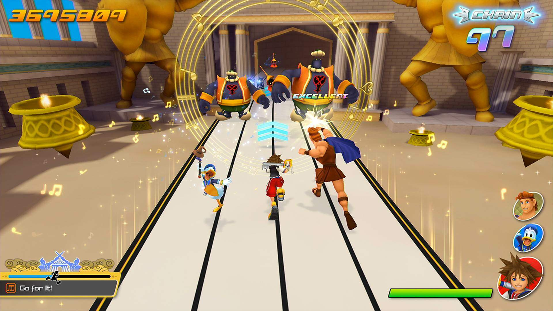 Kingdom Hearts: Melody of Memory Is a Rhythm Game Coming to Consoles This Year