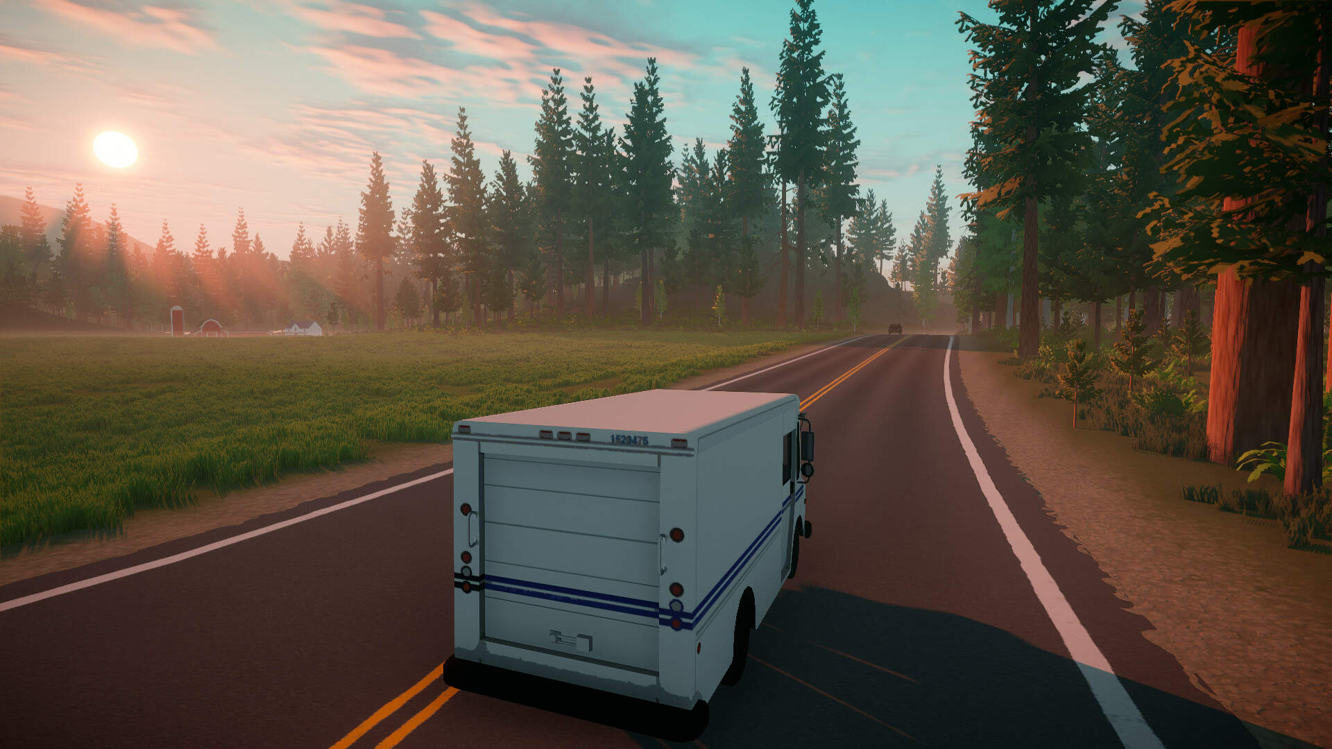 "Lake is a Chill Mail-Delivery Game Where You ""Probably"" Can't Run Anyone Over"