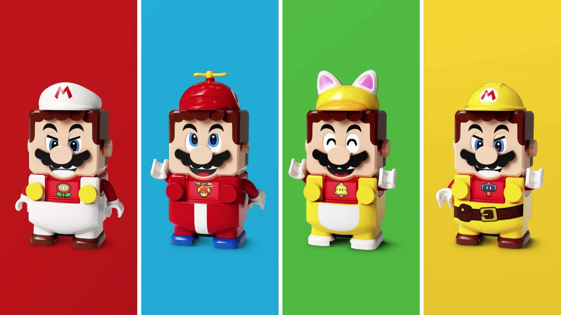For Lego Super Mario, Getting Power-Ups Will Cost You Extra