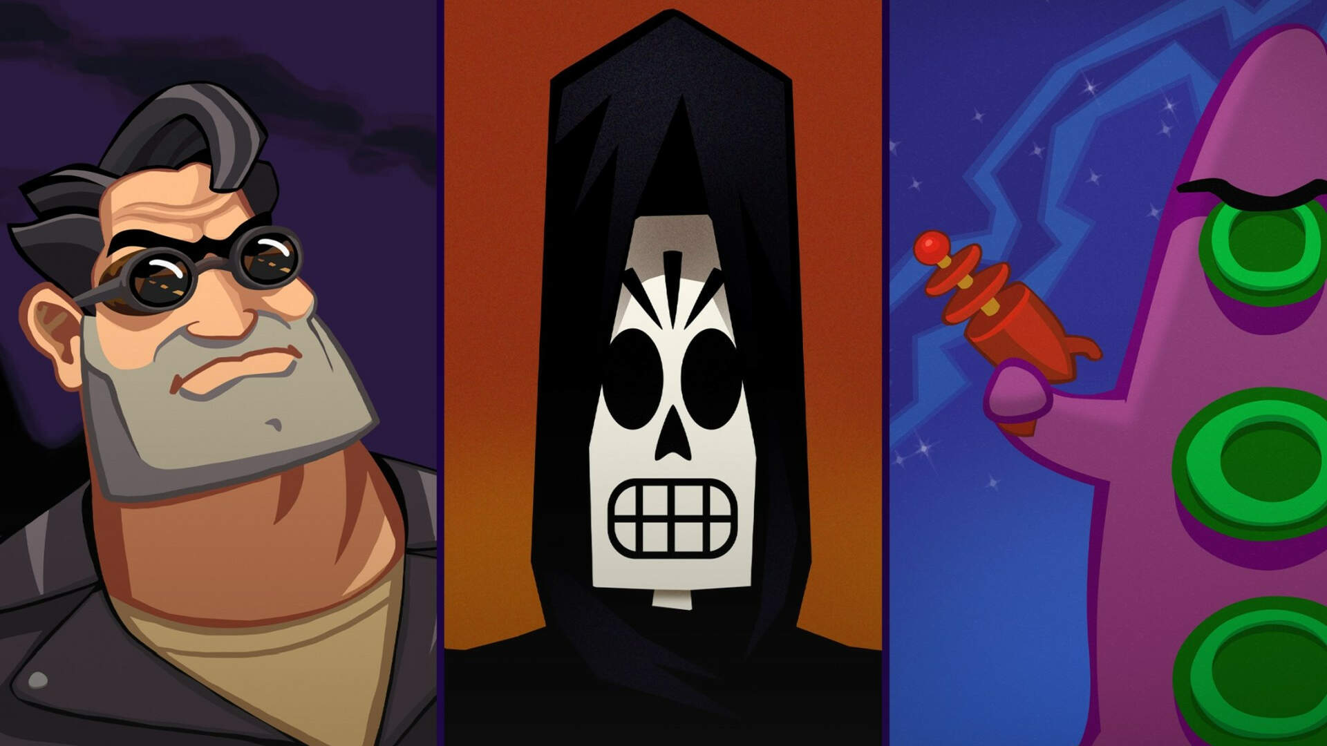 Double Fine's LucasArts Remasters Are All Coming to Game Pass Soon