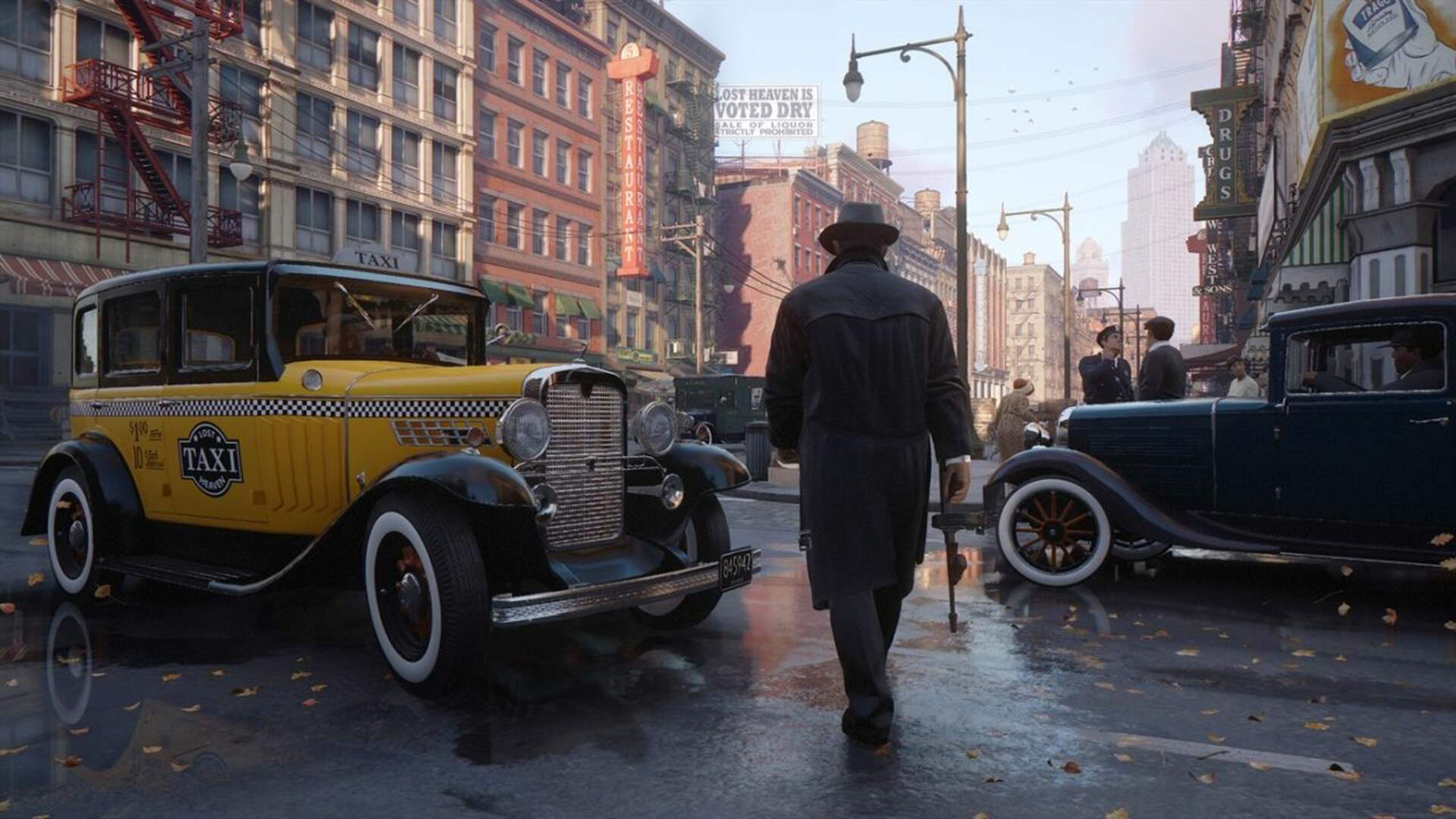 Mafia: Definitive Edition Screenshots Reveal a Stunning Remake