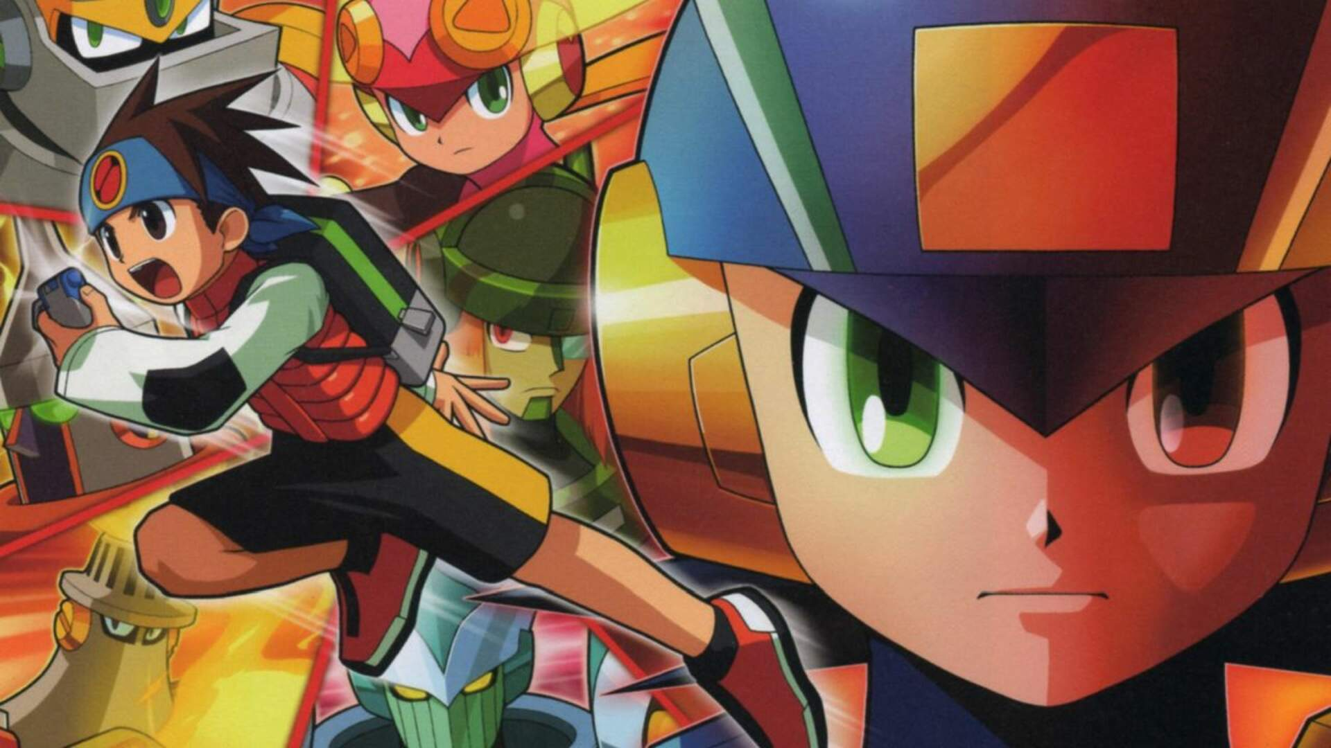 Mega Man Battle Network's Creators Are Taking Note of Demand for Series Ports