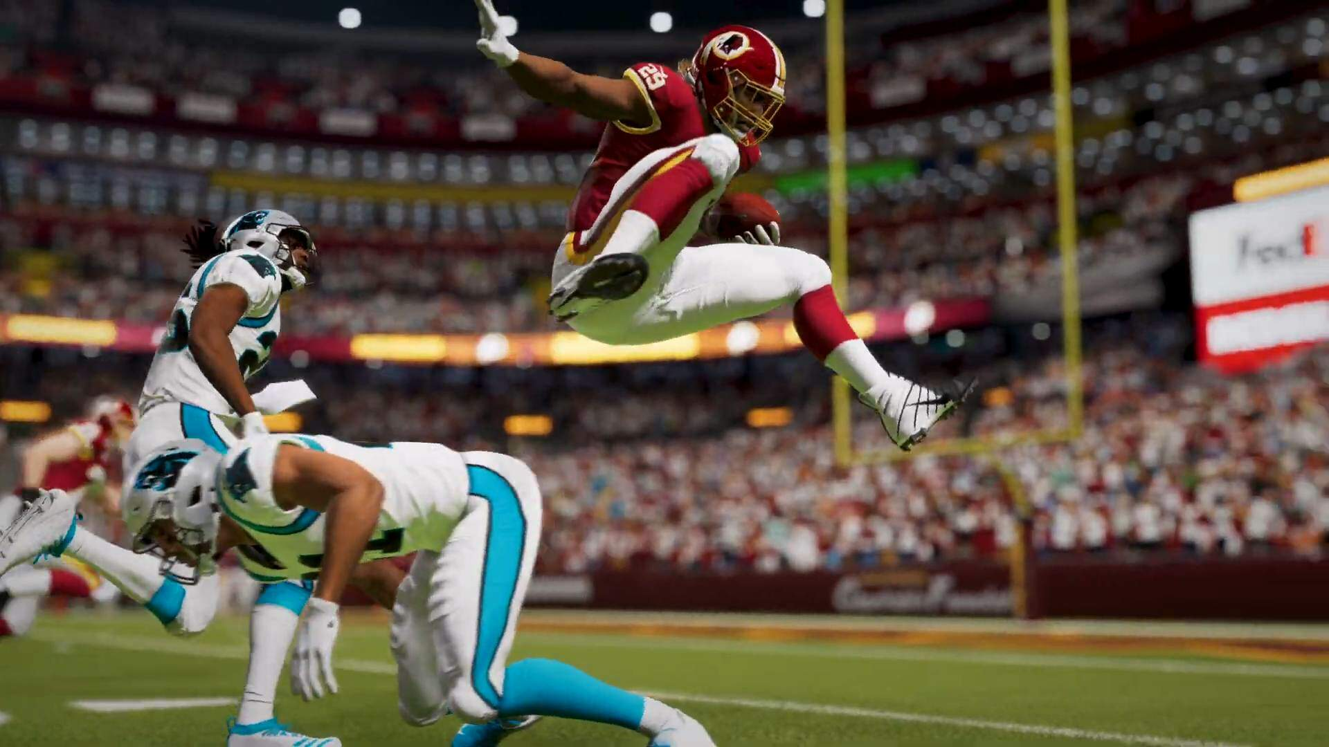 "Madden NFL 21 Will Make Washington a ""Generic"" Team With Update"