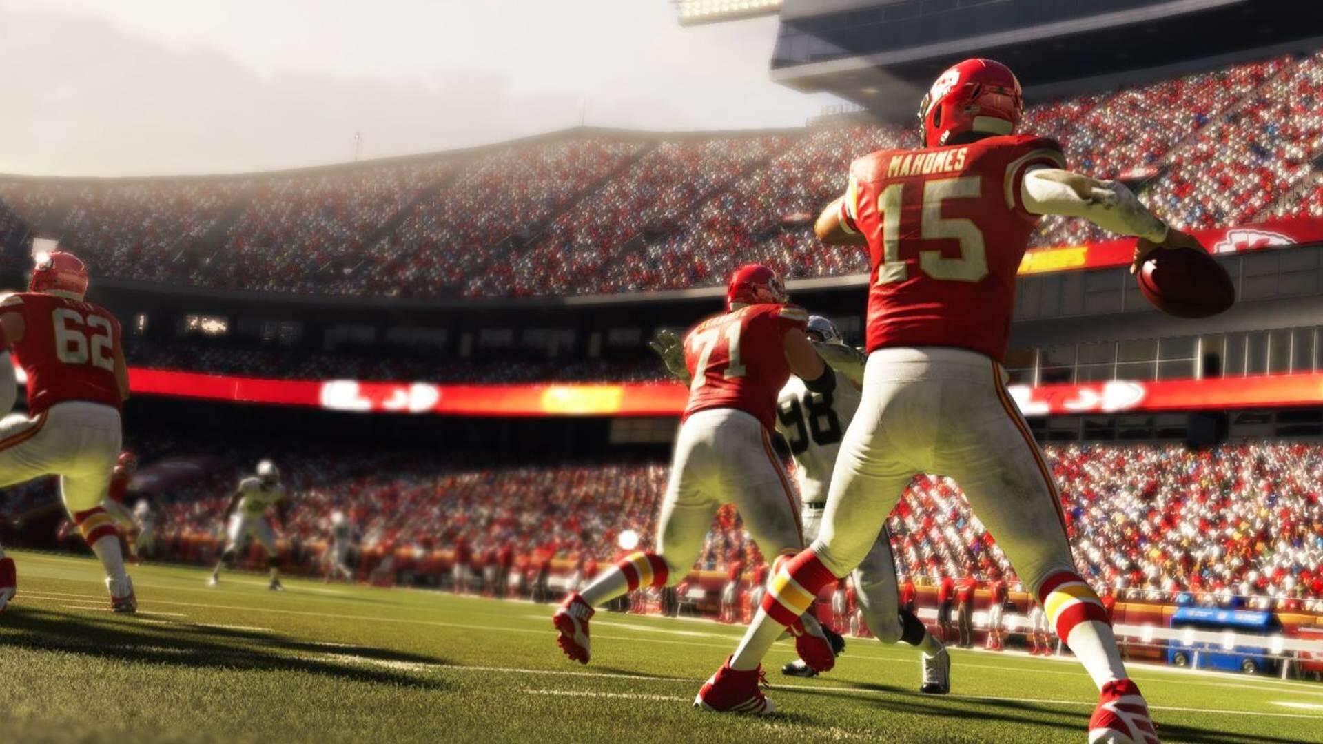 2K's Upcoming Football Games Will Feature Real-Life NFL Athletes Thanks to New Deal